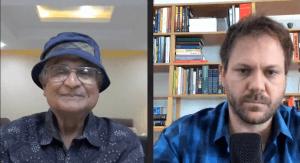 Uma visão quântica: Como se proteger do COVID-19, Amit Goswami