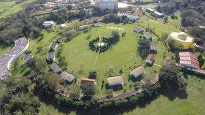 imagem aérea CEAEC - IIPC