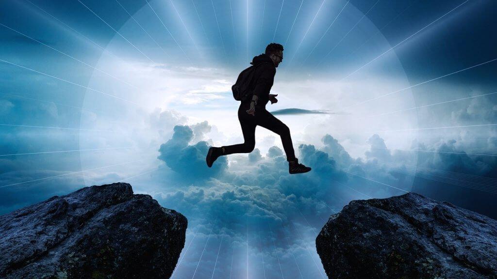 """Imagem simbólica sobre """"Autossuperação da inabilidade da Projeção Consciente"""" imagem por Pixabay"""